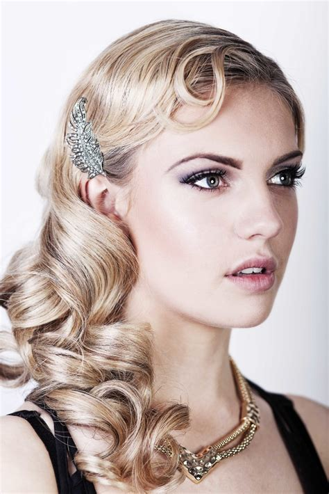 1920 side bun hairstyle 32 best types of 1920s hairstyles one can choose to have