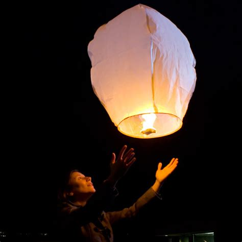 Rapunzel Wall Stickers sky lanterns mini hot air balloon eclectic outdoor