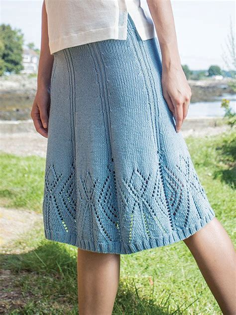 knit skirt pattern 17 best ideas about skirt knitting pattern on
