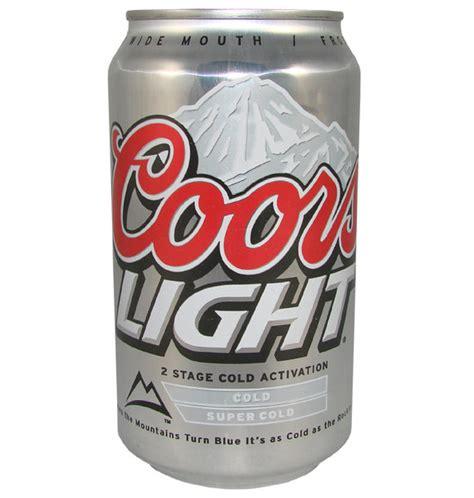 is coors light vegan coors light premium 355 ml dose 12 fl oz us shop
