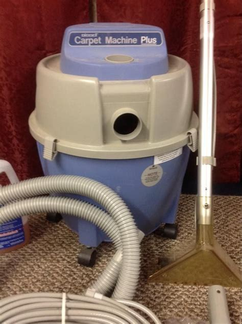bissell carpet and upholstery cleaning machines lot detail bissell carpet machine plus