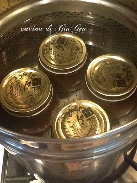 dispensa da collazione composta di prugne ricetta conserve