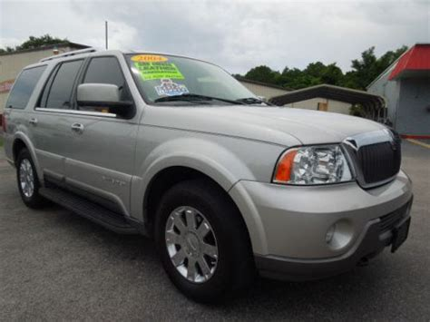 how to sell used cars 2004 lincoln navigator lane departure warning find used 2004 lincoln navigator luxury in 1526 us highway 441 leesburg florida united states