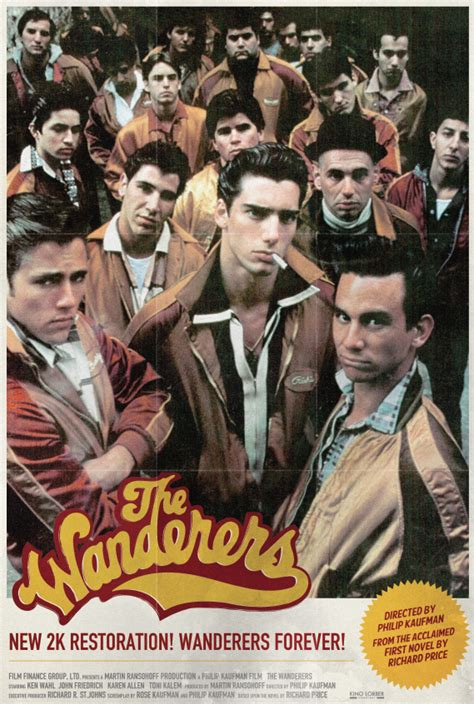 the wanderers kino lorber theatrical