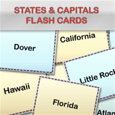 duplex flash card template free printable u s states and capitals flash cards