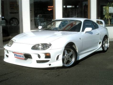 Toyota Supra Sz Specs Featured 1993 Toyota Supra Sz R At J Spec Imports