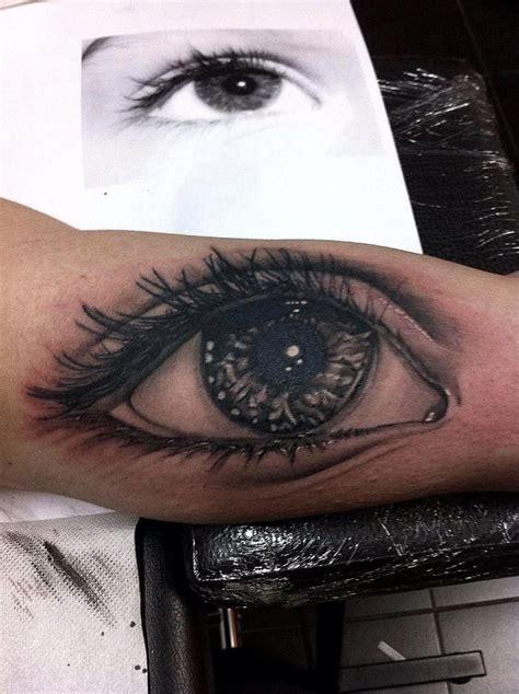 eye tattoo damage eyeball tattoo tattooimages biz
