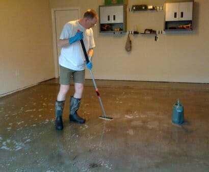apply garage floor epoxy coatings  diy guide  garage floors