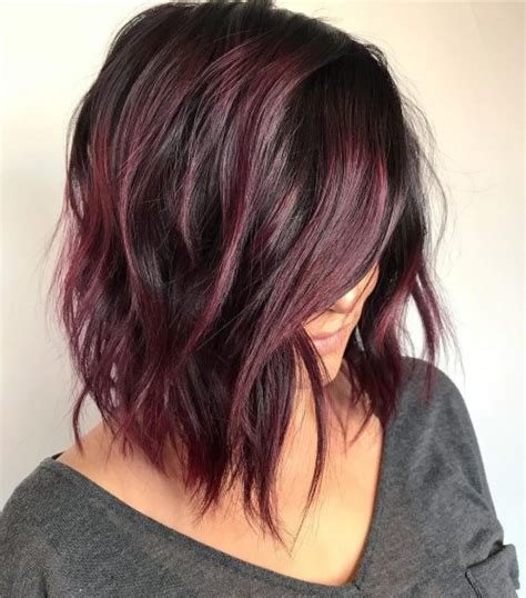 maroon color hair 15 best maroon hair color ideas of 2019 black