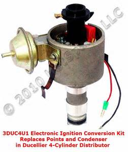 electronic ignition conversion kit replaces points in 4 cyl peugeot 504 citroen ebay