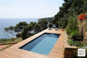 wonderful Prix D Une Piscine Enterree #3: piscine-rectangulaire-design-terrasse-bois-mediterranee-02.JPG