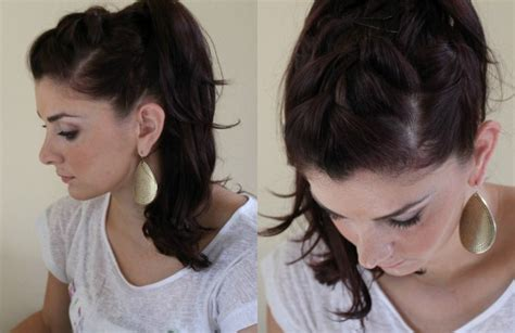 hairstyles worn up 10 creative ways to wear a ponytail this girl does cute