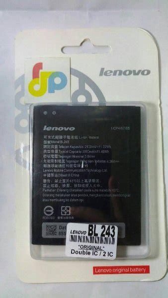 Battery Baterai Batre Lenovo A708 Power 1 jual battery baterai batre lenovo a7000 lemon k3 di lapak