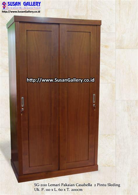 Lemari Pakaian Tangerang lemari pakaian jati casabella pusat mebel itc bsd tangerang