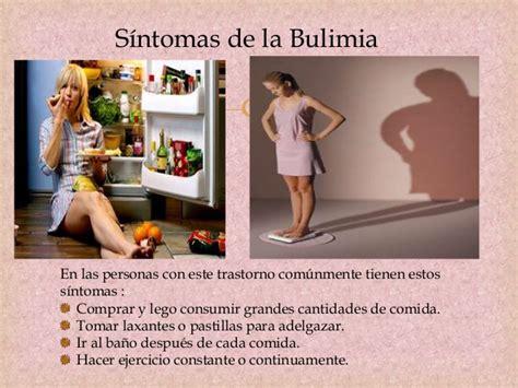 tipos de bulimia causas de la bulimia consecuencias de la bulimia foce