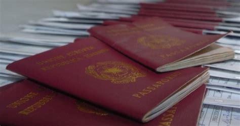 ufficio passaporti reggio emilia il passaporto scodellato direttamente a casa redaconredacon