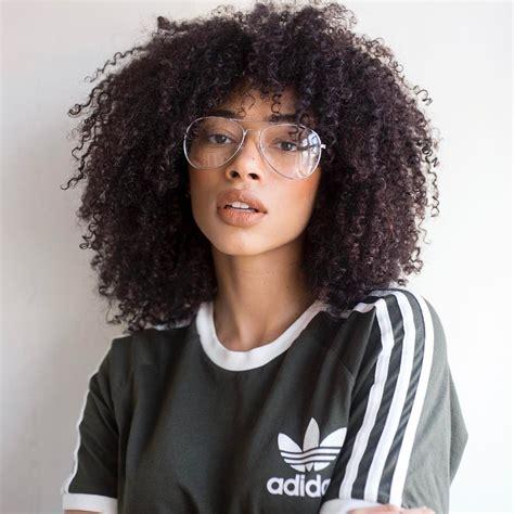 curly hair chinese bang black women afro hair natural hair kinky curly hair curly fringe