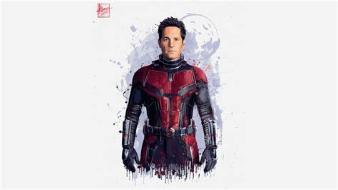 ant man  avengers infinity war   artwork