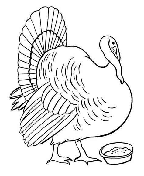 thanksgiving scene coloring page 113 best outlines fall thanksgiving images on pinterest