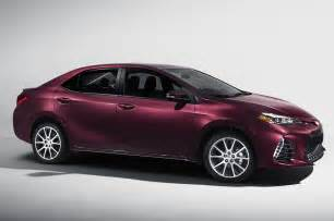 Toyota Corolla Editions 2017 Toyota Corolla 50th Anniversary Edition Debut In New