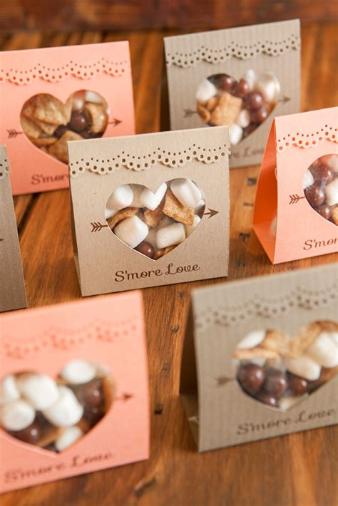 Wedding Favors Ideas Diy by How To Make These Adorable S More Wedding Favors