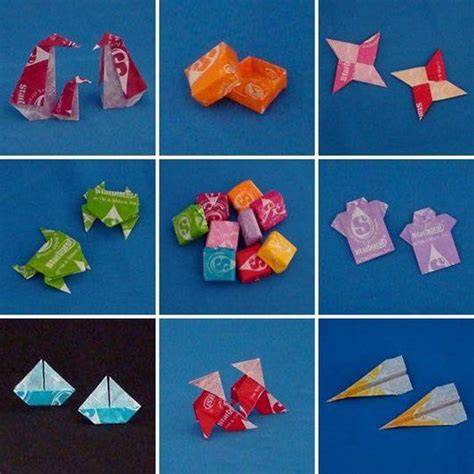 DIY Project Ideas: Halloween Candy Wrapper Crafts   Candy wrappers, Halloween candy and Halloween