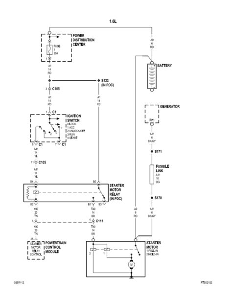 repair guides starting system starting system