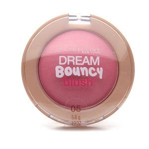 Blush On Maybelline maybelline bouncy blush fresh pink drugstore