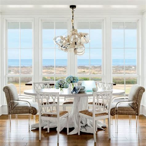 beachy dining room tables beach style dining room designs