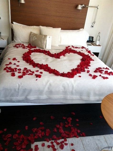 bed decorating ideas 40 wedding bed decoration ideas bored