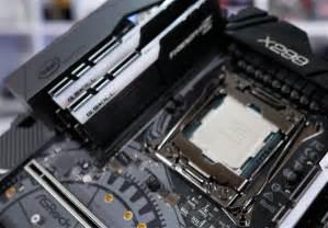 Intel I7 7800x intel i9 7900x i7 7820x and i7 7800x review techspot