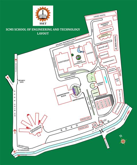 layout design group scms school of engineering technology