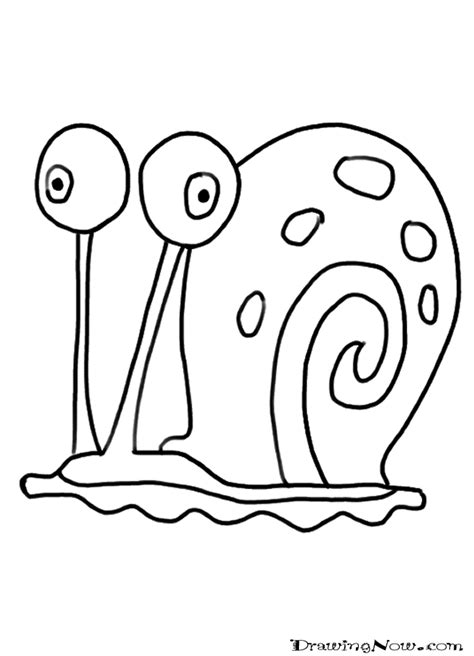 How To Draw Snails Drawing Tutorials Drawing How To Draw Snails Insects Bugs Drawing Easy Animals To Draw