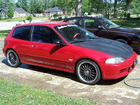 Punch V Tec In Black Color 1993 honda civic hatchback 4 000 possible trade 100170877 custom jdm car classifieds jdm