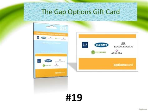 Gap Options Gift Card - top 40 expected gift card ideas 2016