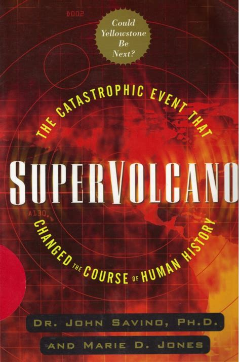 supervolcano the catastrophic event that changed the