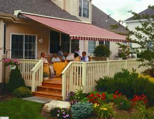 Awning For Deck Retractable Awnings Deck Awnings Awning Mi
