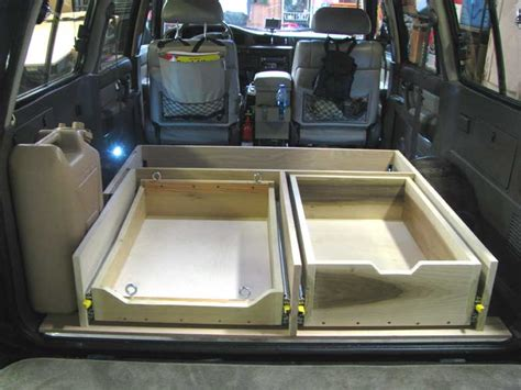 Kitchen Cabinets Drawer Slides by Camper Conversion Amp Drawer System Ih8mud Forum