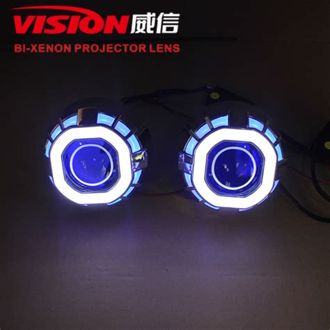 Lu Hid Eagle Eye china supplier vision square hid bi xenon projector lens motor eye projector hid projector