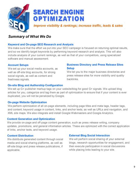 Search Engine Optimization Marketing Services by Seo Services