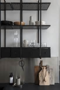 metal kitchen shelving best 25 metal shelving ideas on metal shelves