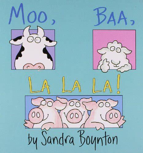libro moo baa la la perfect piggies sandra boynton workman publishing company brdbk psc 15993 book ebay