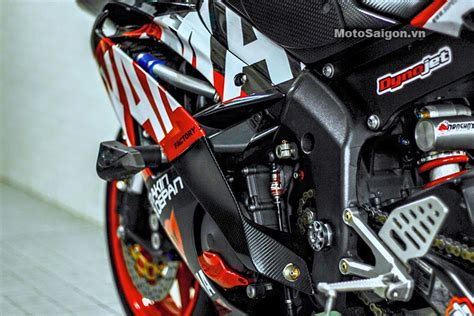 len yamaha r6 yamaha r6 tem đen đỏ l 234 n đồ chơi khủng motosaigon