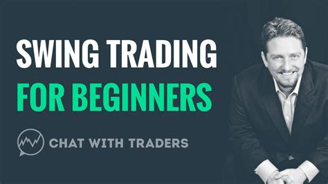 swing marke swing trading for beginners w jerry robinson of ftmdaily