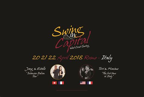 swing roma west coast swing roma italia