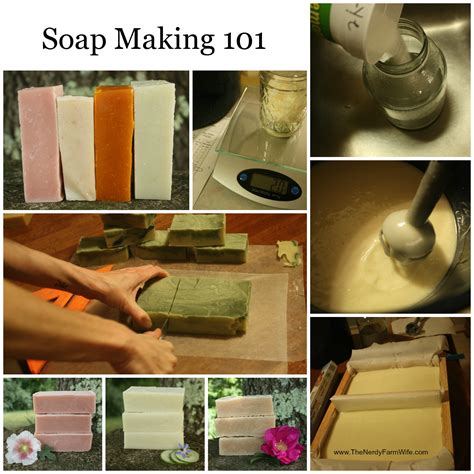 Handmade Soap Process - soap 101 cold process soap the nerdy
