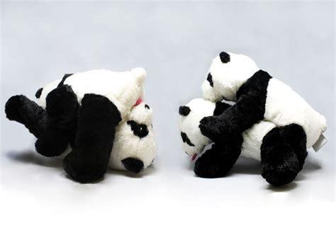 Zebe Piyama Panda Edition Size 12 rob pruitt plush pandas new editions