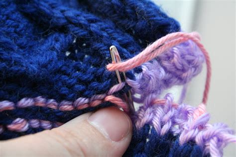 grafting knitting in pattern how to graft knit like a pirate