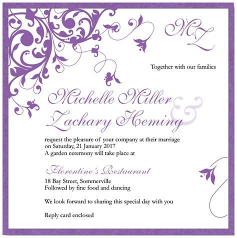 celtic wedding invitation templates free formal wedding invitations template resume builder