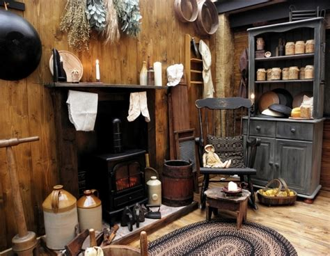 used home decor what is primitive home decor and how to use primitive